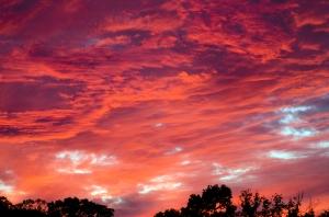 sunset 9-8-2014